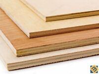 Marine Plywood BS1088 Marine Grade WBP Plywood Sheets
