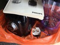 Philips Juicer and blender