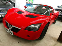 Vauxhall VX220 2.2i 16v 2003 MY Roadster