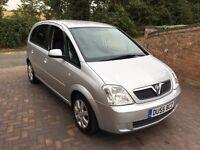 Vauxhall Meriva breeze 1.4