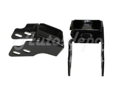 FRONT FRAME BUMPER MOUNTING BRACKET LH & RH FOR SILVERADO 3500 2500HD 2011-2014