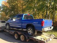 2007 Dodge Power Ram 1500 Loaded quad cab mechanics special