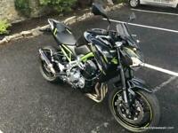 Kawasaki 2019 Z900 Performance