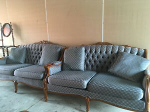 Two small couches in good condition