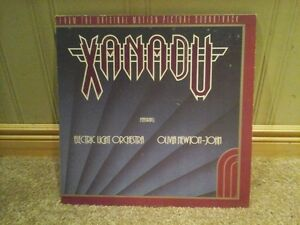 Xanadu LP Vinyl album record --Very good condition