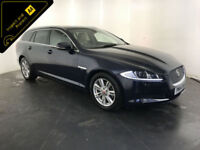 2014 JAGUAR XF LUXURY D AUTO DIESEL SALOON 1 OWNER SERVICE HISTORY FINANCE PX