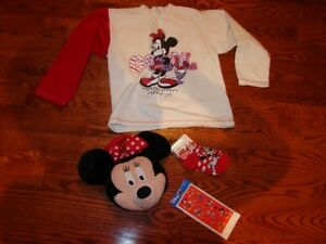Disney Minnie/Mickey Mouse Lot