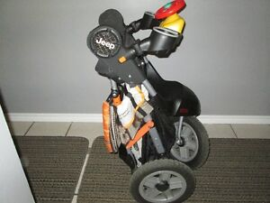Brand New Condition Jeep Stroller !!