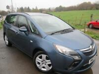 2013 VAUXHALL ZAFIRA TOURER EXCLUSIV CDTI ECOFLEX S/S MPV (MULTI-PURPOSE VEHICLE