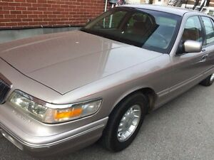 1995 Mercury Grand Marquis 165K 4.6L V8 AC Full**A1 Condition**