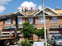 A1 roofing&renos team