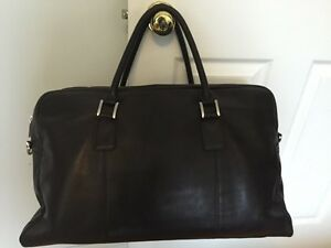 Genuine Wilson leather bag London Ontario image 3