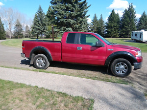 2007 F150 xlt 4x4 .REDUCED. INSPECTED. SERVICED.