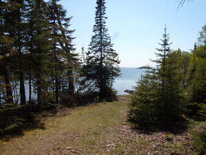 Waterfront lot- Silver Islet