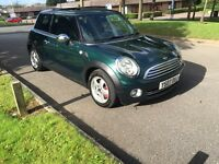 2007 mini one 1.4 new shape petrol panoramic roof full service new tyres cooper replica
