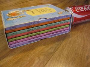 livre peter rabbit and friends Beatrix Potter 7 contes enfants