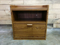 Cabinet with Drop Down Storage - Delivery