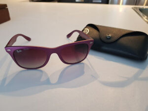 Lunettes Ray Ban sunglasses RB4195