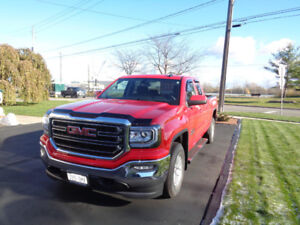 2016 GMC Sierra SLE  4x2 DOUBLE CAB - 5.3 L - 8 CYL - ONE OWNER
