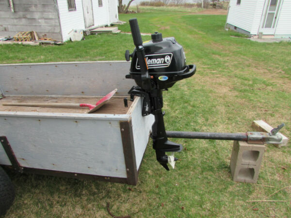 Used 2014 Other coleman 2.6 hp
