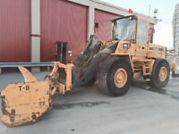 Tracteur-Chargeur (loader) Volvo L90C