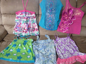 For sale various girls tops