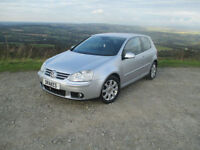 Volkswagen Golf 2.0TDI 2005MY GT