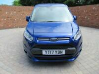 FORD TRANSIT CONNECT 200 L1 H1 LIMITED 120 BHP AIR CON ALLOYS 3 SEATS