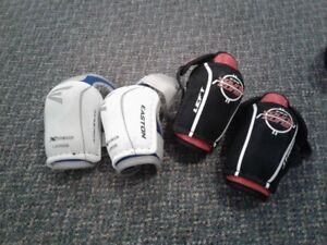 Youth elbow pads