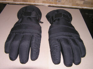 Men's Ski, Snowmobile, Snowboard Winter Gloves Sz XL Like New
