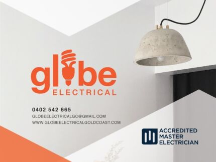 Electrician - Globe Electrical Gold Coast