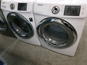 """SAMSUNG 27"""" STACKABLE WASHER & DRYER SET FROM $800"""