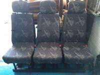 Ldv crew seats in good condition
