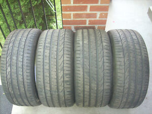 PORSCHE MACAN 265/40-20,295/40-20  PIRELLI TIRES FOR SALE