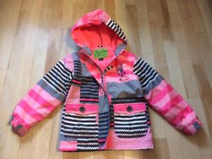 1 manteau d'automne 4T de marque Peluche & Tartine