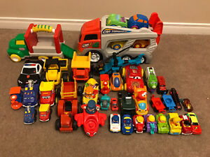 Various Kid Toy Cars (40 pieces)