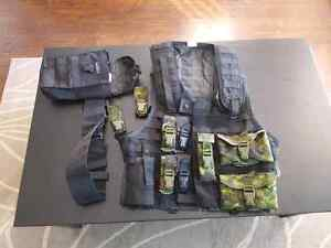 Tactical vest for airsoft