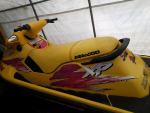 1996 Seadoo xp 800