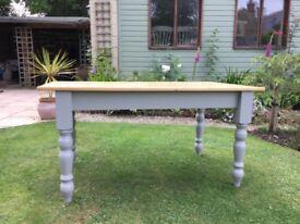 Lovely Pine Kitchen Table ....4 ft