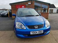 2004 Honda Civic 1.6i VTEC auto SE AUTOMATIC PETROL PX WELCOME