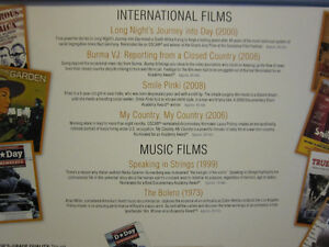 Living Room Film Festival Collection DVD - NEW, Boxed Kitchener / Waterloo Kitchener Area image 7