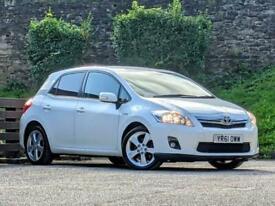 image for 2011 Toyota Auris 1.8 T Spirit CVT 5dr Hatchback Petrol/Electric Hybrid Automati