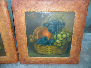 Original Paintings $50 each or both for $80. artist m. hall. Prince George British Columbia image 2