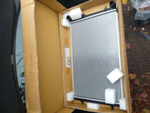 2005 Jetta SOLD but still have the radiator in box with fan uint