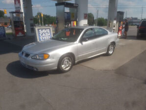 2003 grand am low kms only 162600