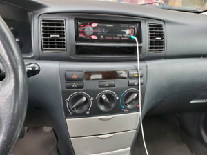 Corolla xrs 2006 . 6 speed manual transmission for sale