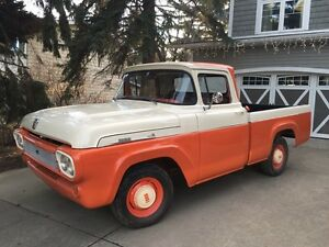 1958 Ford Shortbox Auto Original....