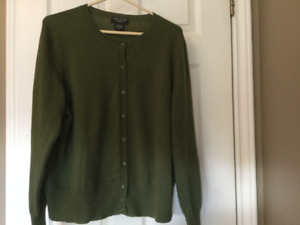 Lord Taylor Cashmere sweater coats