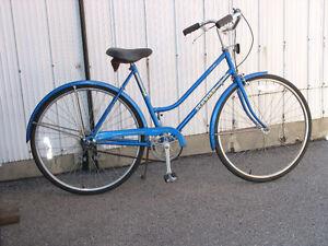 Vélo urbain Schwinn année 60