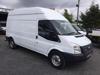 Ford Transit 2.2TDCi 2012 12 Reg 100PS t350 LWB